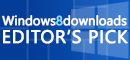 Editor's Pick:  Windows8Downloads.com
