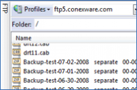 PowerArchiver 2010 screenshot