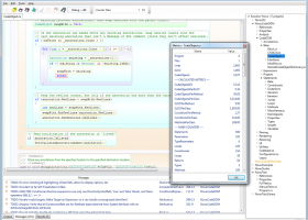 C# Parser and CodeDOM screenshot