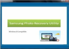 Samsung Photo Recovery Utility screenshot