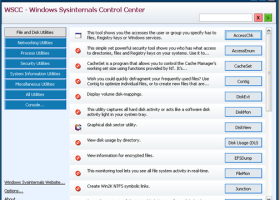 Sysinternals Suite screenshot