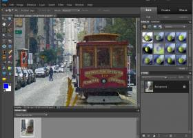 Adobe Photoshop Elements screenshot