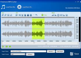Freemore MP3 Cutter - Windows 8 Downloads