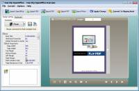 Flip OpenOffice -  freeware screenshot