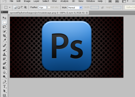 Open With Photoshop screenshot