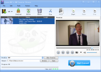 Lionsea MOV To WMV Converter Ultimate screenshot