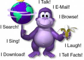 Bonzi Buddy screenshot