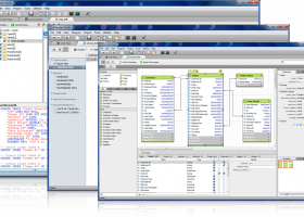 Valentina Studio for Windows screenshot