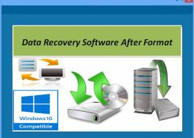 Data Recovery After Quick Format screenshot