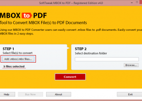 Google Apps Email to PDF screenshot