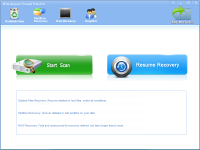 Wise Recover Erased Files screenshot