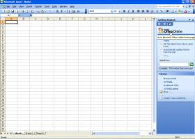 Microsoft Office 2003 Service Pack screenshot