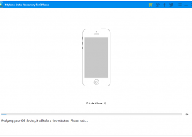 iMyfone Data Recovery for iPhone screenshot