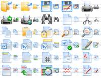 Perfect Office Icons screenshot