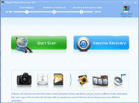 Digital Photo Recovery Pro screenshot