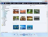 Windows Live Photo Gallery 2009 screenshot