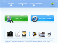 USB Data Recovery Pro screenshot