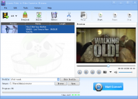 Lionsea Video To Video Converter Ultimate screenshot
