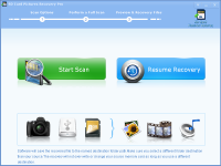 SD Card Pictures Recovery Pro screenshot