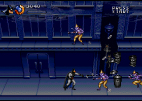 The Adventures of Batman and Robin screenshot