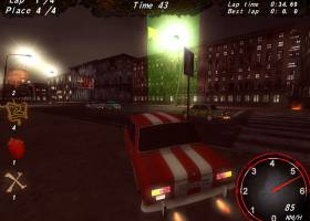 Zombie Apocalypse Racing screenshot