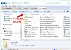 QTTabBar - Windows 8 Downloads