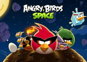 Angry Birds Space for Win8 UI screenshot