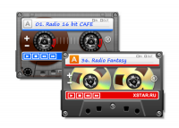 XRadio Gadget screenshot