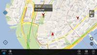 gMaps for Win8 UI screenshot