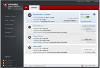 Comodo System Utilities Portable 32bit screenshot