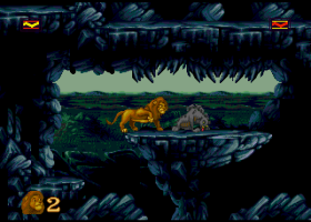 The Lion King screenshot