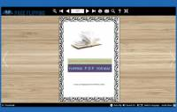 Digital FlipBook Software for Mac screenshot