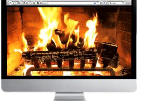 Relaxing Fireplace Screensaver - Windows 8 Downloads