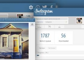 Instagram Downloader screenshot