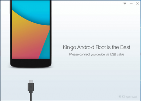 Kingo Android Root screenshot