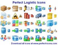 Perfect Logistic Icons screenshot