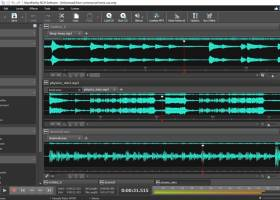 Wavepad Music and Audio Editor Free screenshot