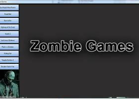 Zombie Games screenshot