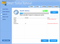 Smart Toolbar Removal Fixer Pro screenshot