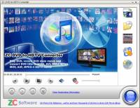 ZC DVD to HDTV Converter screenshot