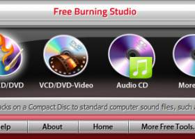 Free Burning Studio screenshot
