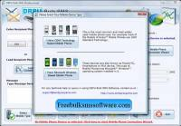 GSM Mobile Bulk SMS Free screenshot