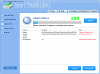 Smart Chkdsk Utility Software Pro screenshot