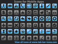 Icons For Mobile Apps screenshot