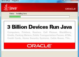 Java Runtime Environment 64bit screenshot