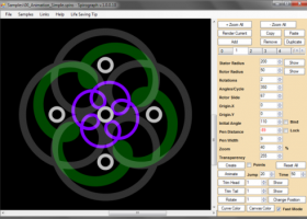Spirograph screenshot