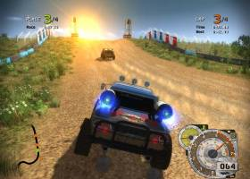 Turbo Rally Racing screenshot