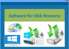 Disk Recovery Utility screenshot