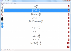MathCast screenshot