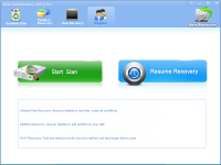 Wise Data Recovery Utility screenshot